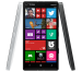 """Nokia Lumia Icon pantalla de 5"""" pantalla y de lado"""