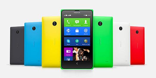 Nokia X, Nokia X+ y Nokia XL  con Android