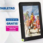 Polaroid Jet 703 tablet con Android ya en México con Telcel