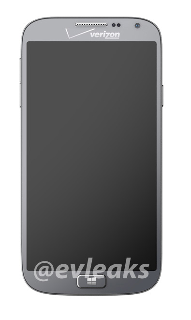 Samsung W750V Huron filtrado con Windows Phone 8.1
