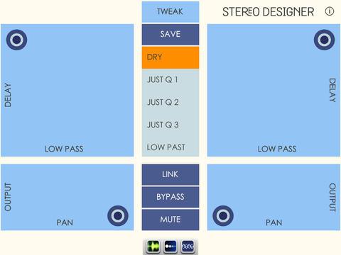 app stereo designer
