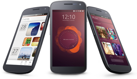 Ubuntu phones Ubuntu touch OS