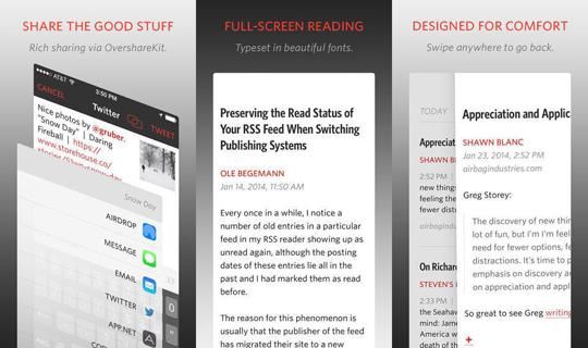 app unread