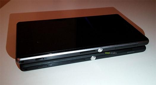 Sony Xperia G filtrado