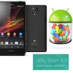 Sony actualiza el Xperia T a Android 4.3 Jelly Bean en México