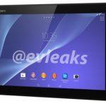 Xperia Z2 tablet ahora en imágenes de prensa oficial filtradas