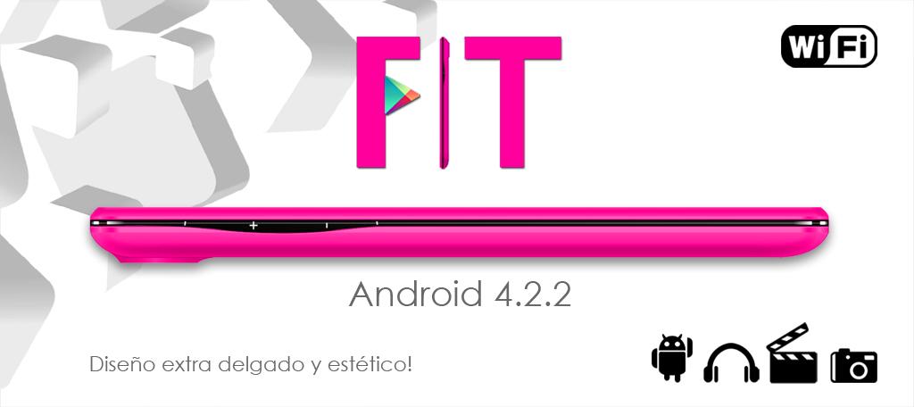 Zonda Fit ZA945 en México Diseño delgado