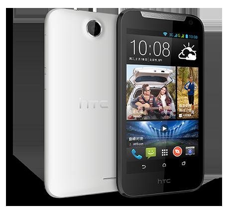 HTC Desire 310 blanco