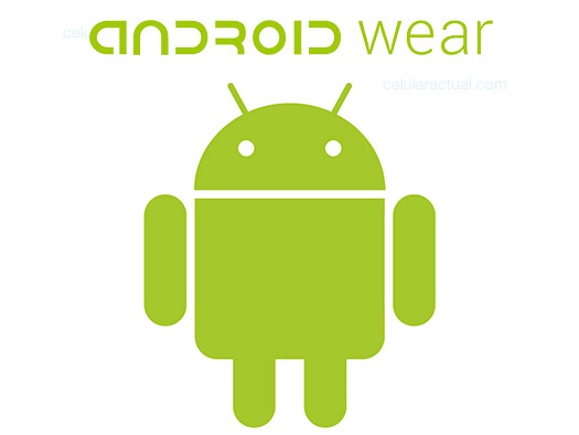Google Android Wear logo