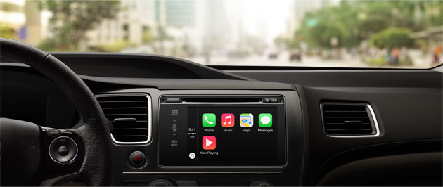 Apple presenta CarPlay