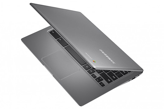 Samsung Chromebook 2 gris oficial
