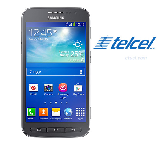 Samsung Galaxy Core Advance en México con Telcel