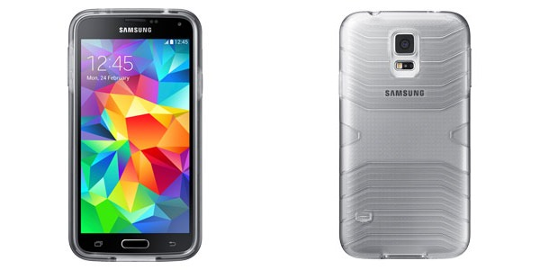 Galaxy S5 S Hard-case official