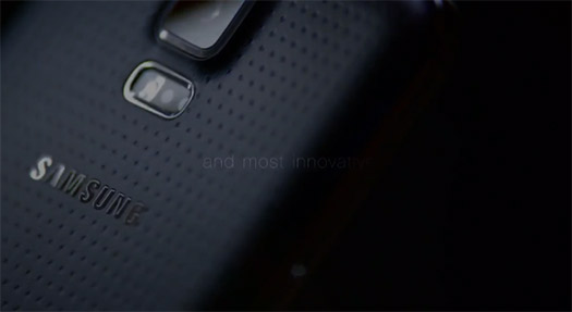 TV Video comercial Galaxy S5 de Samsung