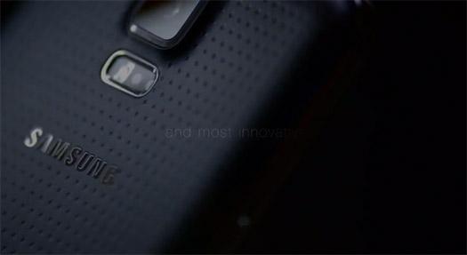 TV Video comercial Galaxy S5 de Samsung