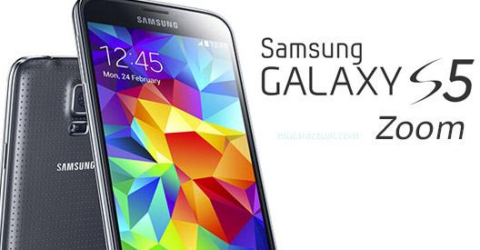 Samsung Galaxy S5 Zoom No oficial