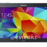 Galaxy Tab 4 10.1 en primeras imágenes oficiales