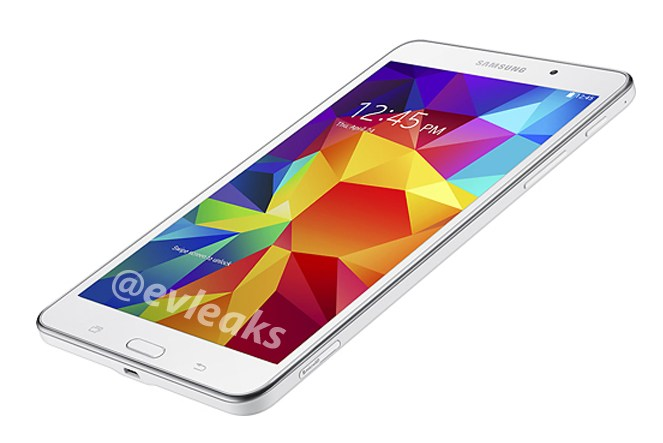 Samsung Galaxy Tab 4 7.0 color blanco