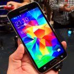Galaxy S5 integra detector de llanto de bebé