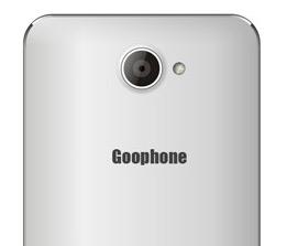 Goophone M8 cámara trasera detalle