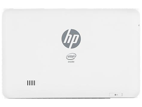 HP 7 1800 en México cubierta trasera Intel logo