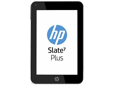 HP Slate 7 Plus en México pantalla