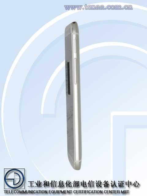 HTC One 2014 registro tenaa final lado 2