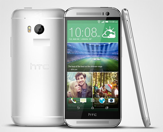 HTC One (M8) mini sin cámara Dual