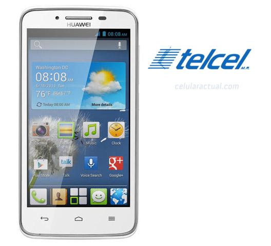 Huawei Ascend Y511 en México con Telcel