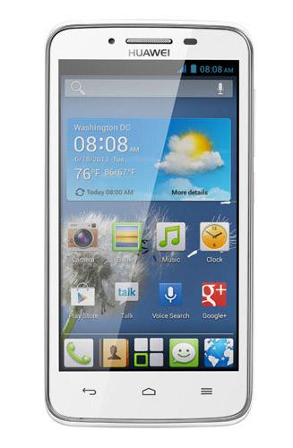 Huawei Ascend Y511 en México con Telcel pantalla