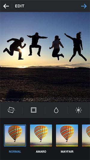 Instagram 5.1 para Android nueva UI