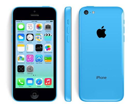 Apple iPhone 5c 8 GB oficial