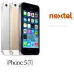 iPhone 5s y iPhone 5c muy pronto en Nextel México