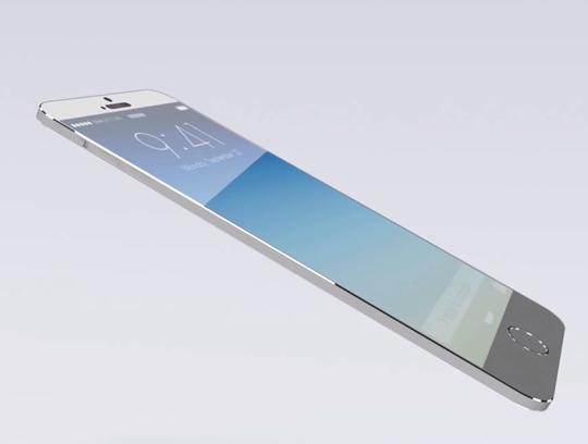 iPhone 6 concepto