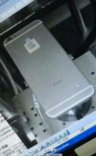 iPhone 6 en vivo y en directo