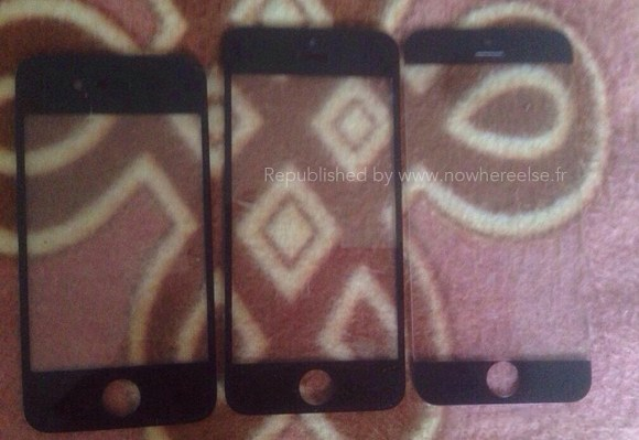 iPHone 6 Panel frontal