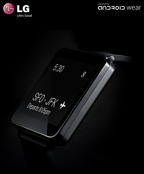 LG G Watch con Android Wear