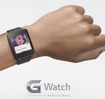 LG G Watch oficial