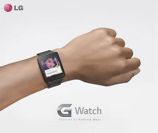 LG G Watch oficial Teaser