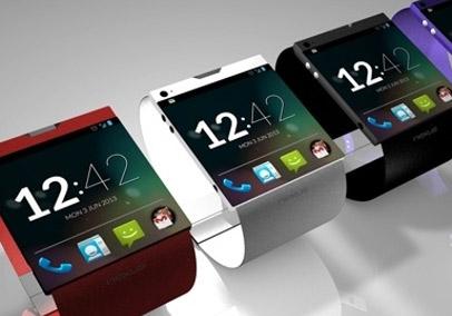 Google Nexus Smartwatch render No oficial