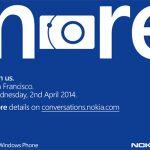Nokia confirma evento para el 2 de abril, nuevos Lumia en camino