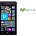 Nokia Lumia 625 un 4G accesible llega a Movistar México