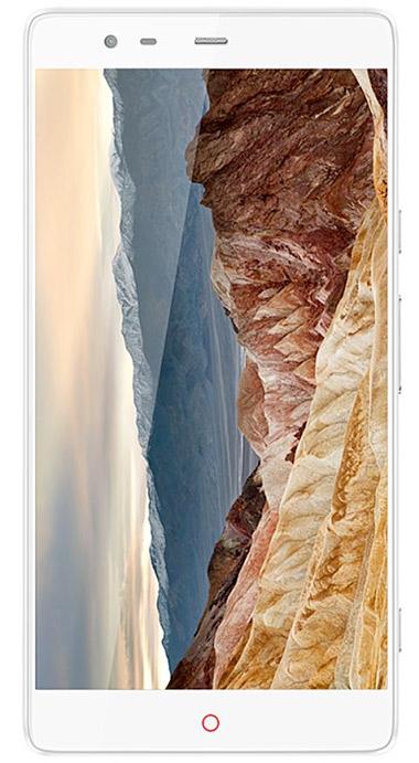 "ZTE Nubia X6 pantalla de 6.44"" 1080p phablet"