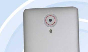 ZTE Nubia X6 Tenaa cámara detalle Flash LED