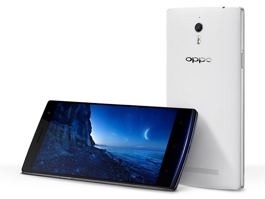"""Oppo Find 7 pantalla de 5.5"""" Quad HD"""