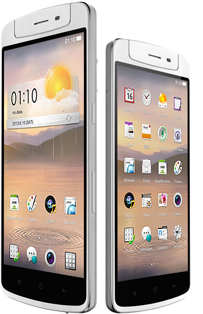 Oppo N1 mini en rumor