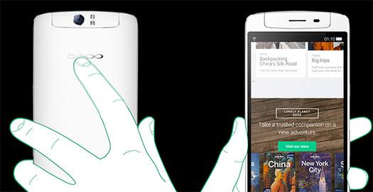oppo-n1-o-Oppo N1 en México con Telcel panel trasero O-Touch