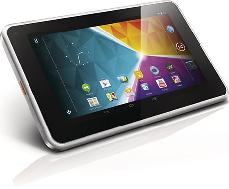 Philips 7 PI3900B2 tablet en México