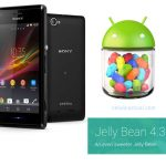 Sony Xperia M comeinza a recibir Android 4.3 Jelly Bean