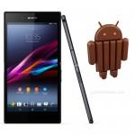 El Sony Xperia Z ultra y el HTC Butterfly S reciben Android 4.4 KitKat